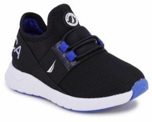 Nautica Toddler Boys Neave Emboss Sneaker