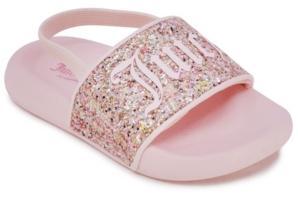 Juicy Couture Toddler Girls Jck Lil Hollywood Sandal