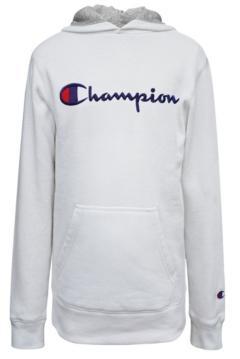 Champion Big Boys Signature Fleece Hoodie