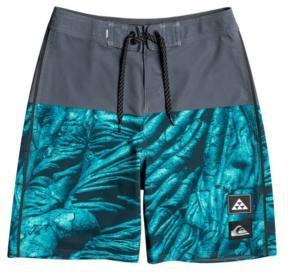 Quiksilver Big Boys Surf Silk Lava Board Shorts