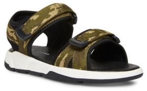Steve Madden Little Boys BHomer Sandals