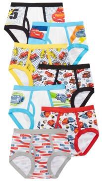 Disney 's Car's 7-Pk. Brief Underwear, Toddler Boys
