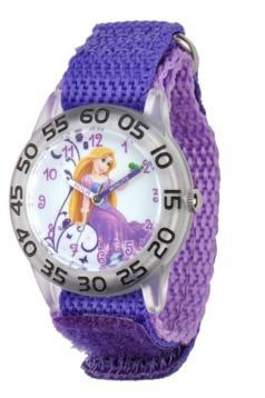 Ewatchfactory Disney Aurora Girls' Plastic Time Teacher Watch
