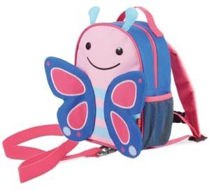 Skip Hop Butterfly Zoo Harness Mini Backpack