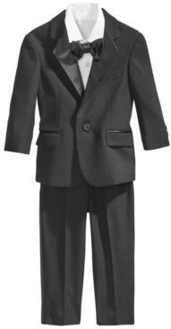 Nautica 4-Pc. Tuxedo Suit Set, Baby Boys