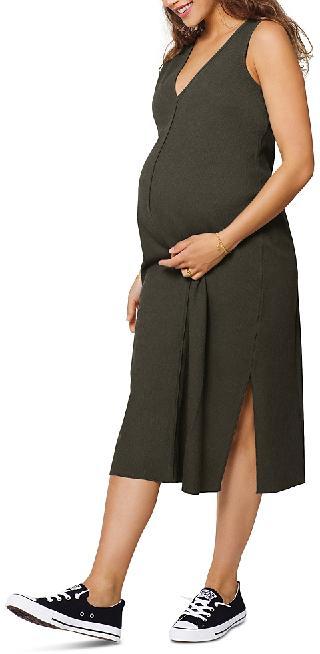 Ingrid & Isabel Everywear Maternity Column Dress