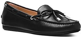 Michael Michael Kors Women's Sutton Leather Moccasins
