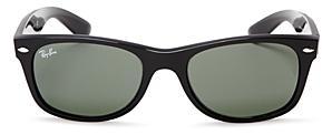 Ray-ban Unisex Wayfarer Sunglasses, 58mm
