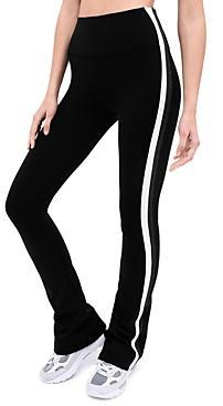 Splits59 Raquel Tuxedo Stripe Flare Pants
