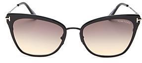 Tom Ford Women's Faryn Cat Eye Sunglasses, 56mm