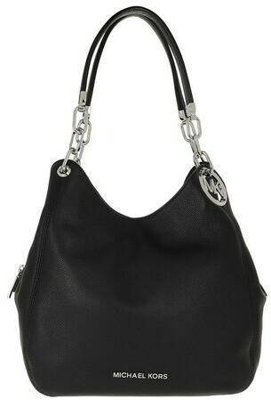 Michael Kors Hobo Bags - Large Chain Shoulder - black - Hobo Bags for ladies