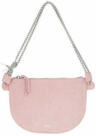 closed Hobo Bags - Mimi Small Shoulder Bag - rose - Hobo Bags for ladies