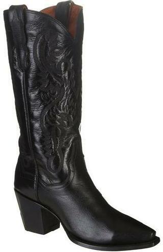 Dan Post Womens Handmade Leather Maria Cowboy Boots