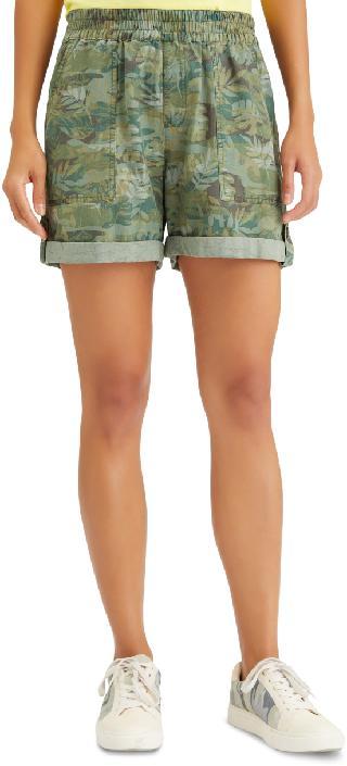 Sanctuary Trail Blazer Printed Shorts