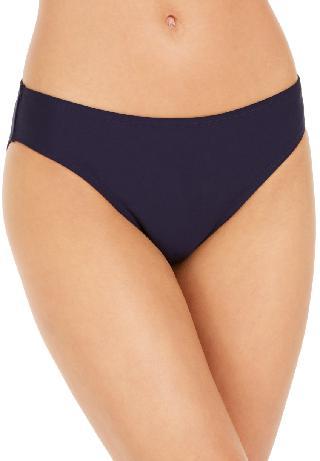Dkny Solid Hipster Bikini Bottoms Women's Swimsuit