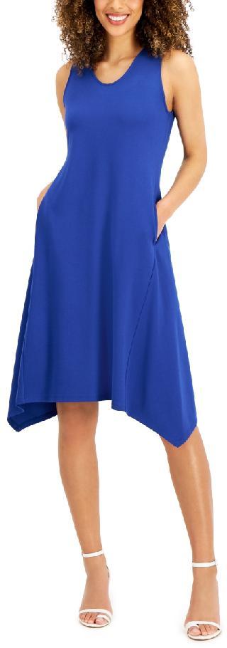 Anne Klein Serenity Knit Swing Dress