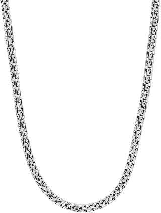 JOHN HARDY Silver slim chain necklace